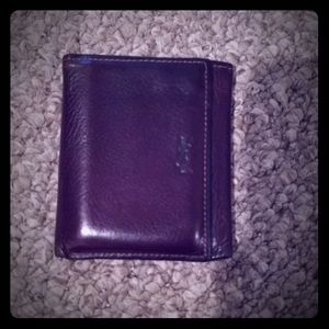 Yves saint Laurent men's wallet